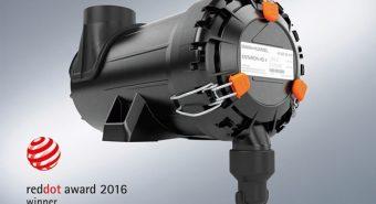 """MANN+HUMMEL – Prémio de design """"Red Dot"""" para filtro ENTARON HD 4"""