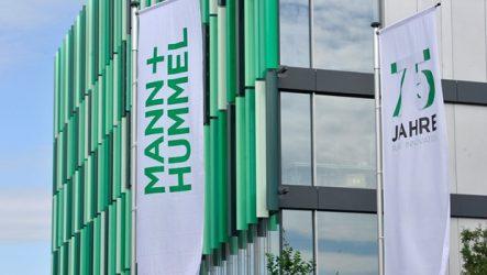 Mann+Hummel – Manutenção na lista das empresas com maior número de patentes