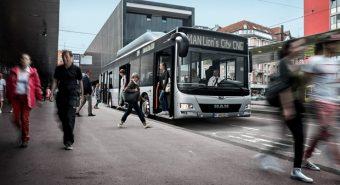 MAN – Autocarros urbanos cumprem nova norma europeia