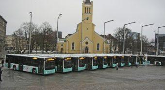 MAN – Mais 30 autocarros urbanos para a Estónia