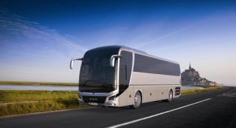 MAN – Novo Lion's Coach apresentado no Busworld