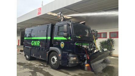 MAN – Novo veículo para a GNR
