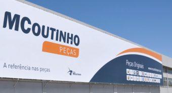 MCoutinho Peças eleito maior Distribuidor de Peças nacional em 2011