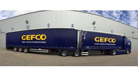 GEFCO – contrato de 8000 milhões com o Grupo PSA