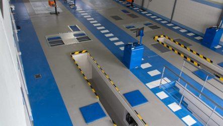MG. Equipados novos centros de inspeção