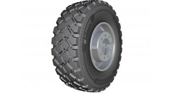 Michelin – Novo X FORCE ZL para camião