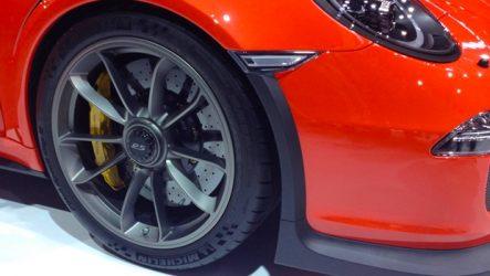 Michelin. Pilot Sport Cup 2 no Porsche 911 GT3 RS