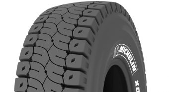 Michelin. Novo pneu para dumpers rígidos
