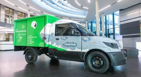MANN + HUMMEL – Filtro neutraliza emissões do StreetScooter