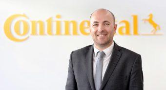 Continental – Novo diretor de marketing