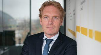 Maurits Binnendijk nomeado vice-presidente e diretor geral EMEA