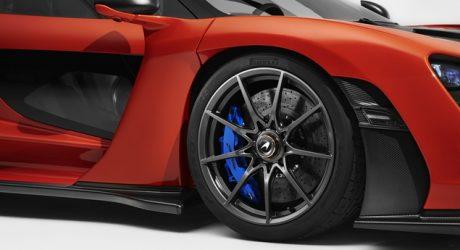 Pirelli desenvolve pneus exclusivos para McLaren Senna