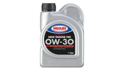 Méguin – Novo óleo com aprovação Ford