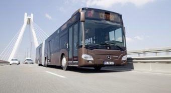 Mercedes-Benz – Riade encomenda 600 autocarros urbanos