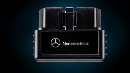 Mercedes-Benz – Adaptador para sistema de gestão de frotas