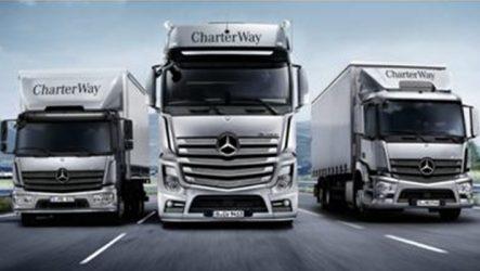 Mercedes-Benz – CharterWay assinala 25º aniversário