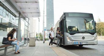 Mercedes-Benz – Nova geração do autocarro urbano Conecto