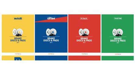 Metelli – Novo catálogo de discos e pastilhas