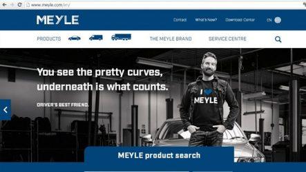 Meyle – Nova imagem de marca e assinatura