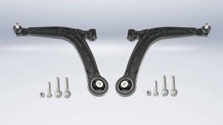 Meyle – Novo braço transversal reforçado para Fiat e Ford