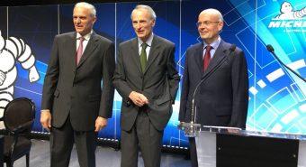 Grupo Michelin revela resultados financeiros de 2017