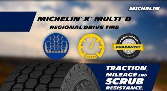 Michelin – Gama de pneus X Multi alargada