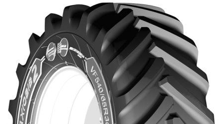 Michelin – Nova gama de pneus para tratores
