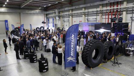 Michelin – Novo centro de distribuição em Illescas