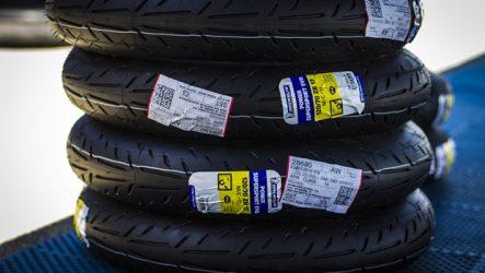 Michelin. Novos pneus para moto