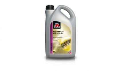 Millers Oils – Novo lubrificante para caixas automáticas