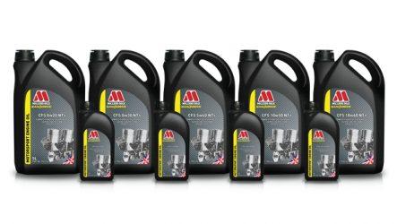 FMF – Óleos de competição da Miller Oils