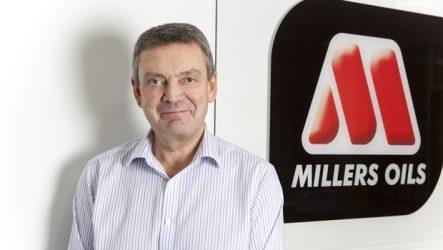 Millers Oils – Diretor técnico nomeado presidente da UKLA