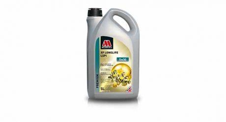 Millers Oils reforça gama com novo XF Long Life LSPI 5W30