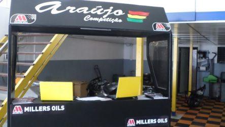 Millers Oils – Araújo Competição nomeada oficina exclusiva em Lisboa
