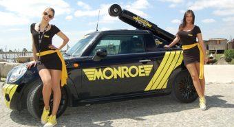 B-Connected. AD Portugal e Tenneco promovem Tour Monroe