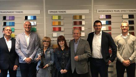 Mota & Pimenta e Valspar celebram 20 anos de parceria