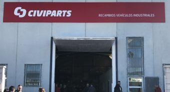 Civiparts – Nova loja em Múrcia