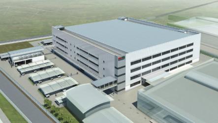 NGK – Nova fábrica na Tailândia