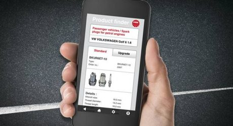 NGK. Apresenta novo aplicativo para smartphones e tablets