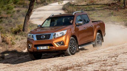 Nissan – Nova versão Navara Business