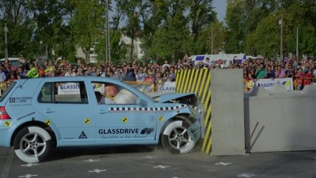 Glassdrive – Mais de 15 mil no evento No Limite!