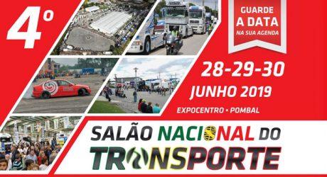 Salão Nacional do Transporte regressa este fim-de-semana