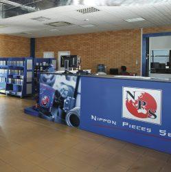 Nippon Pieces Services. Bons ventos asiáticos