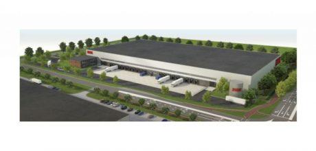 NSK – Novo centro de distribuição europeu