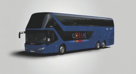 Neoplan – Operador italiano adquire 100 autocarros Skyliner