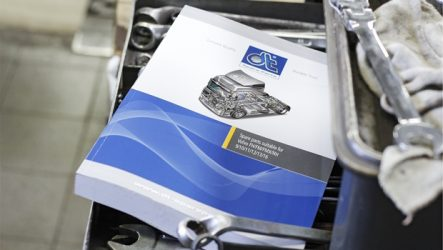 DT Spare Parts – Novo catálogo para Volvo FH/FM/FMX/NH