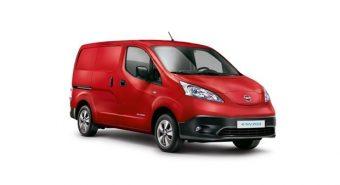 Nissan – e-NV200 foi o comercial elétrico mais vendido da Europa