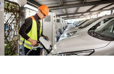 Nissan – Estreia no fornecimento de energia à rede pública