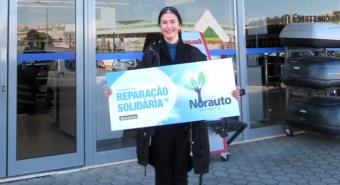 """Norauto lança projeto """"Reparação Solidária"""""""