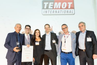 "Osram vence prémio ""Temot International Supplier Award 2016"""